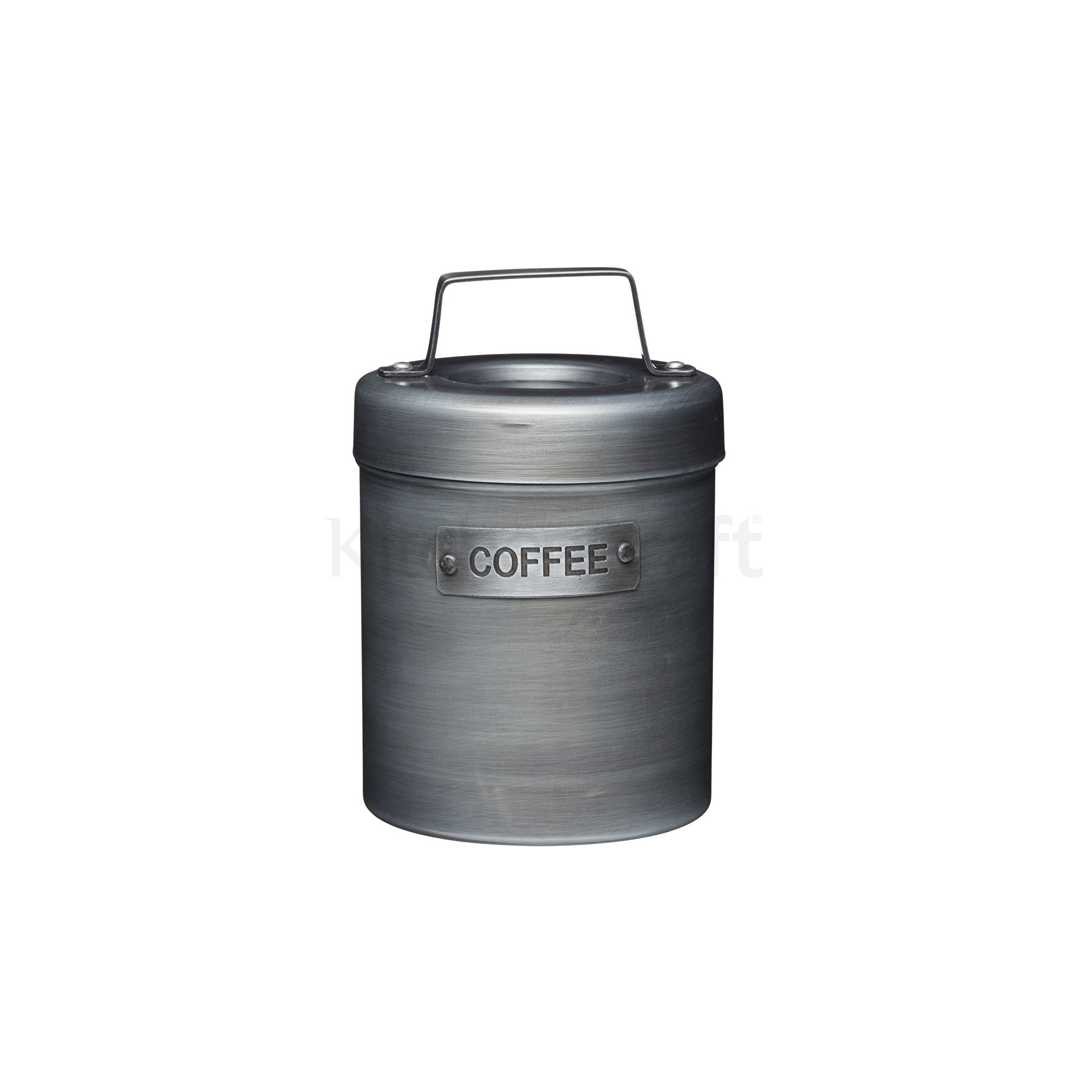 Δοχείο Μεταλλικό Coffee Indistrial Kitchencraft home   ειδη cafe τσαϊ   δοχεία καφε   ζάχαρης