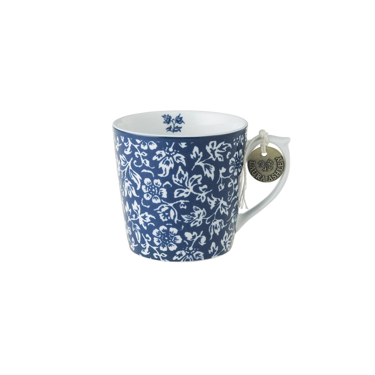 Κούπα Laura Ashley Allysum Fine Bone China 220ml home   ειδη cafe τσαϊ   κούπες   φλυτζάνια
