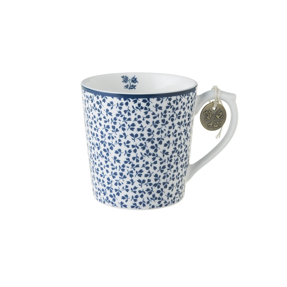 Κούπα Laura AshleyFlorisFine Bone China 320ml home   ειδη cafe τσαϊ   κούπες   φλυτζάνια