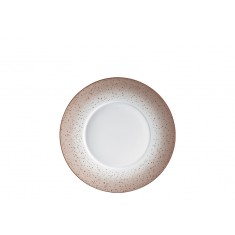 Πιάτο Φρούτου Σετ 6Τμχ Metamorphosis Beige 21cm Ionia