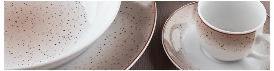 Σερβίτσιο Φαγητού Metamorphosis Beige 20τμχ. Ionia home   ειδη σερβιρισματος   πιάτα   σερβίτσια