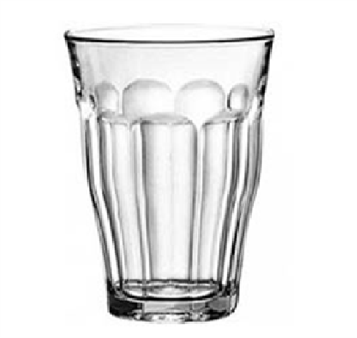 Ποτήρι Νερού - Αναψυκτικού Picardie Σετ 4τμχ. 360ml Duralex home   ειδη σερβιρισματος   ποτήρια   νερού   αναψυκτικού