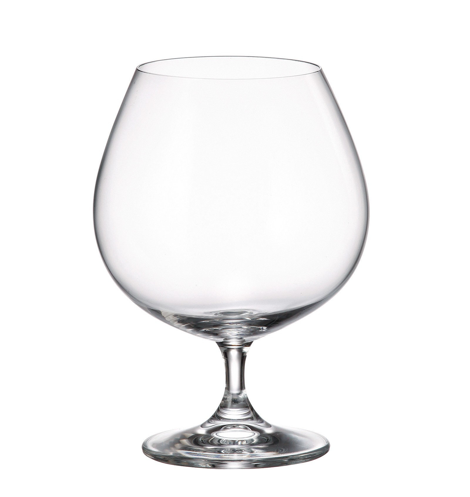 Ποτήρι Κονιάκ Colibri Σετ 6Τμχ Κρυστάλλινο 690ml Bohemia home   ειδη σερβιρισματος   ποτήρια