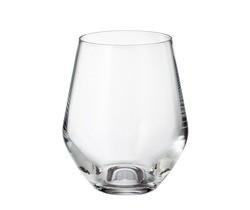 Ποτήρι Ουίσκι Grus Σετ 6Τμχ Κρυστάλλινο 350ml Bohemia home   ειδη σερβιρισματος   ποτήρια