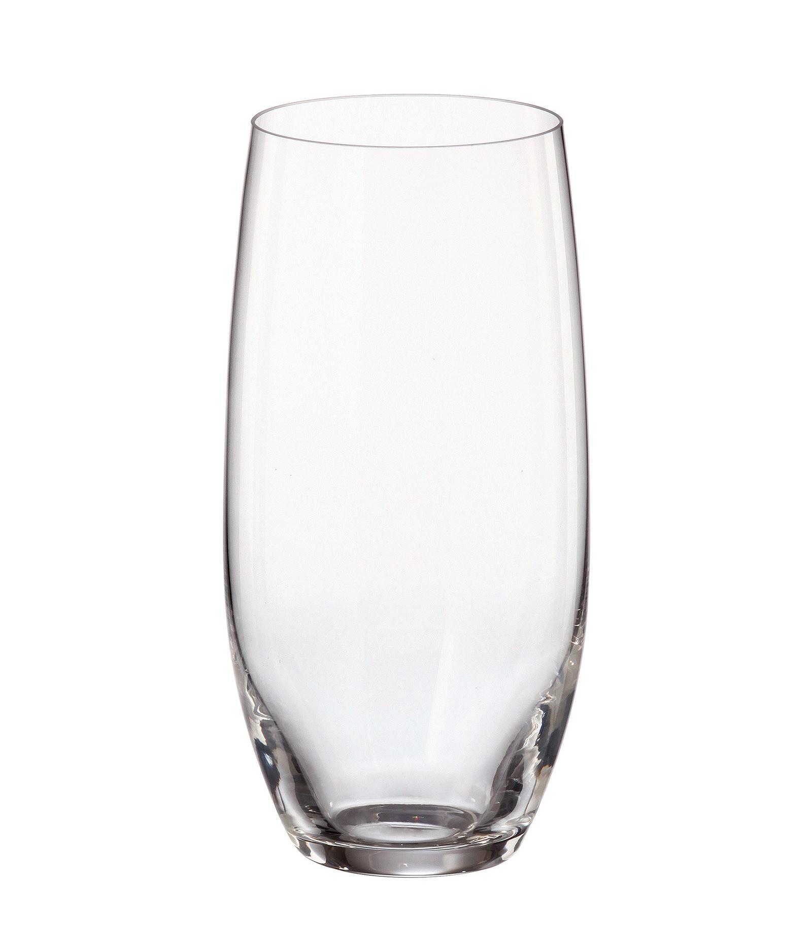 Ποτήρι Νερού - Αναψυκτικού Mergus Σετ 6Τμχ Κρυστάλλινο 470ml Bohemia home   ειδη σερβιρισματος   ποτήρια