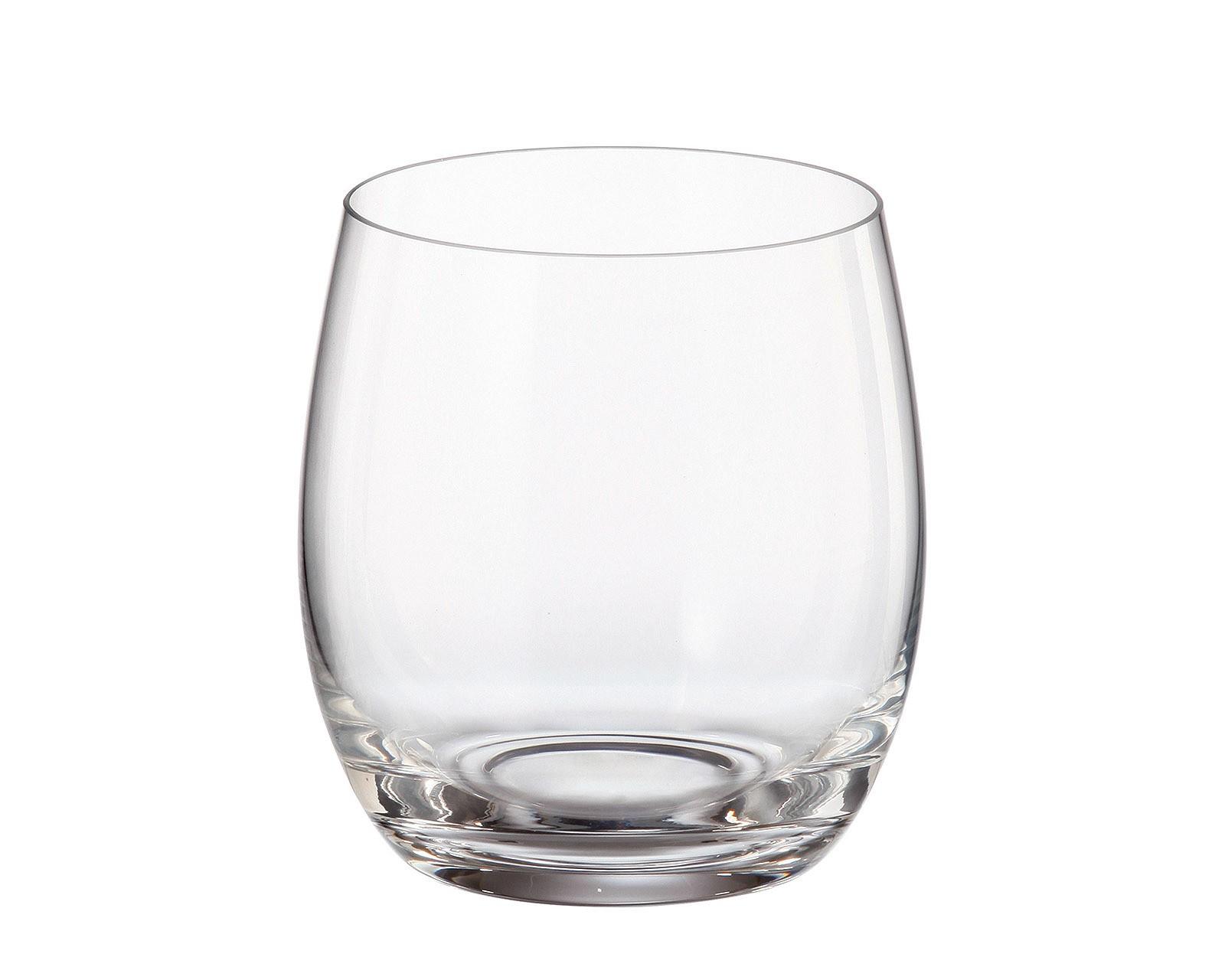 Ποτήρι Ουίσκι Mergus Σετ 6Τμχ Κρυστάλλινο 410ml Bohemia home   ειδη σερβιρισματος   ποτήρια
