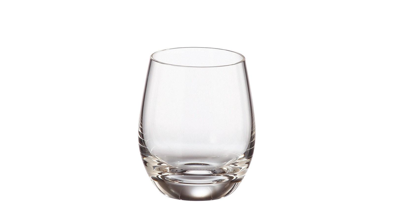 Ποτήρι Σφηνάκι Mergus Σετ 6Τμχ Κρυστάλλινο 60ml Bohemia home   ειδη σερβιρισματος   ποτήρια