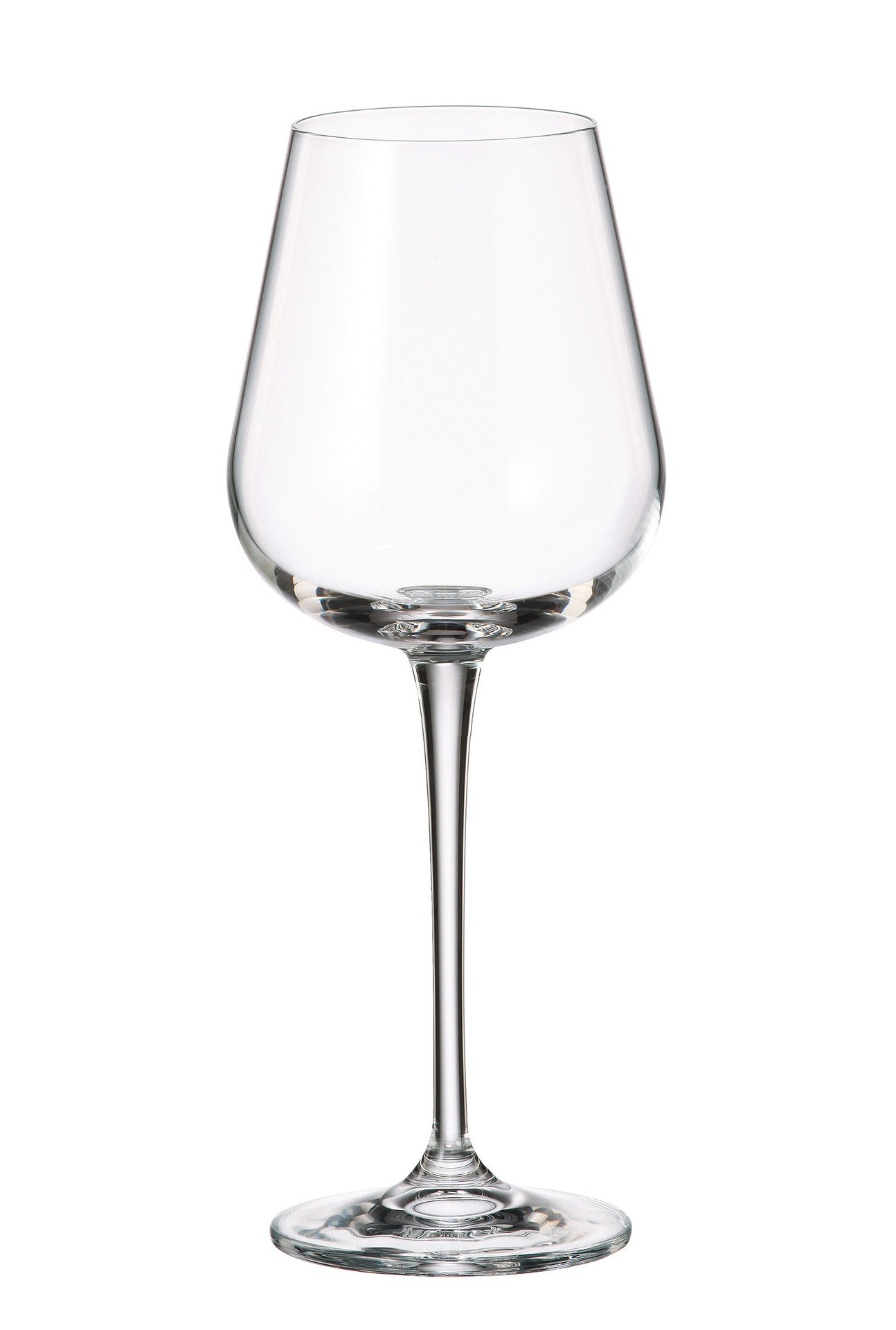 Ποτήρι Για Λευκό Κρασί Ardea Σετ 6Τμχ Κρυστάλλινο 330ml Bohemia home   ειδη σερβιρισματος   ποτήρια