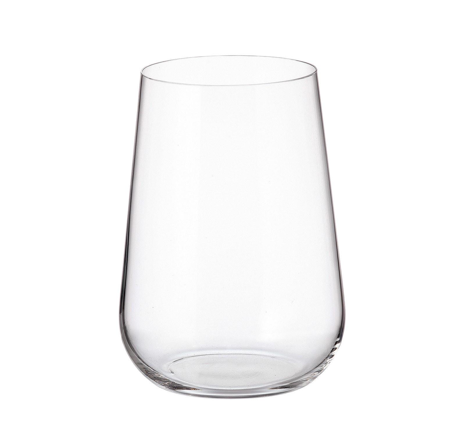 Ποτήρι Νερού - Αναψυκτικού Ardea Σετ 6Τμχ Κρυστάλλινο 470ml Bohemia home   ειδη σερβιρισματος   ποτήρια