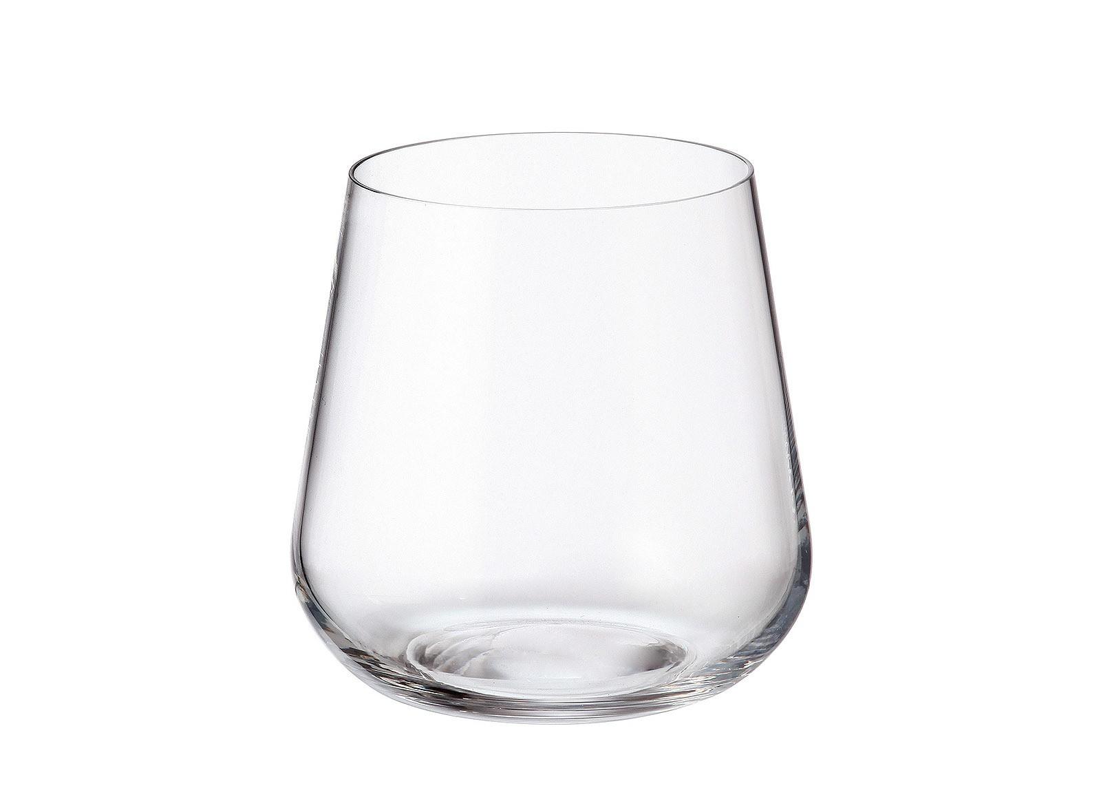 Ποτήρι Ουίσκι Ardea Σετ 6Τμχ Κρυστάλλινο 320ml Bohemia home   ειδη σερβιρισματος   ποτήρια