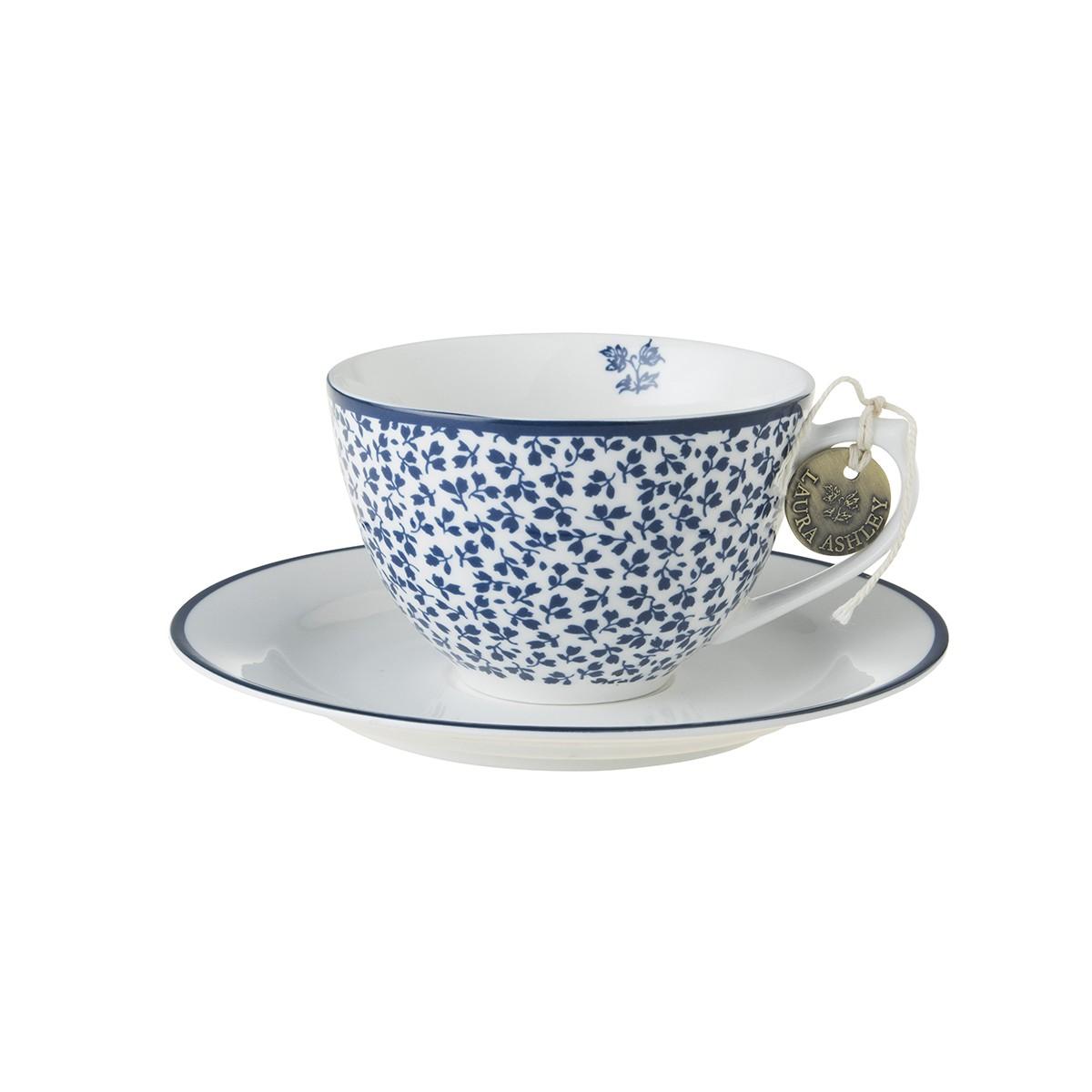 Φλιτζάνι Τσαγιού Laura Ashley Floris Fine Bone China home   ειδη cafe τσαϊ   κούπες   φλυτζάνια