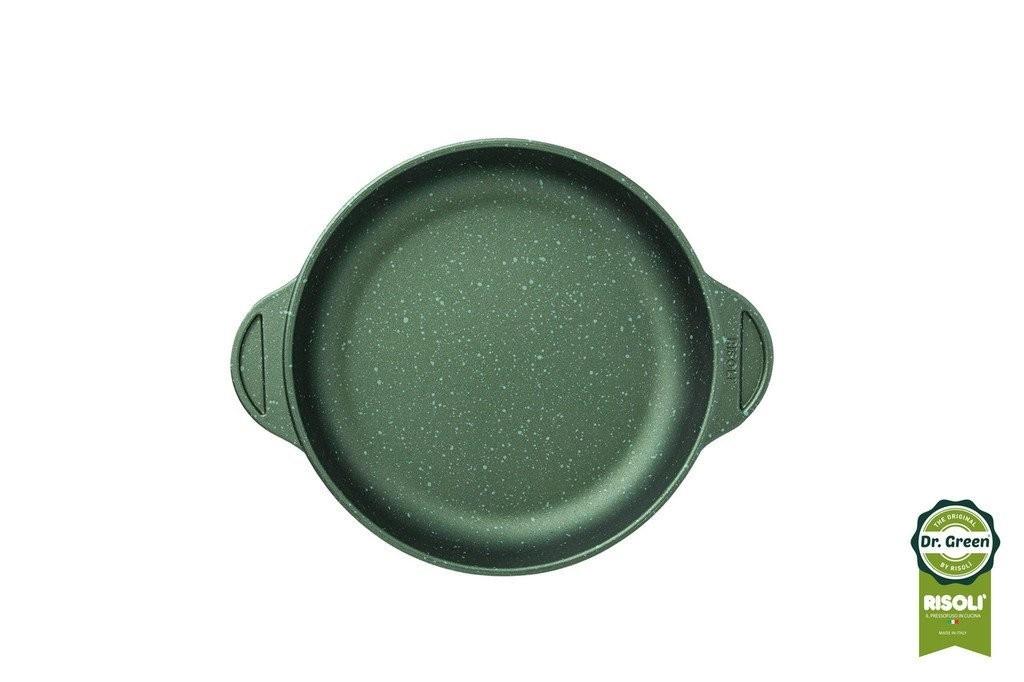 Τηγάνι Mini Dr. Green Χυτού Αλουμινίου 14cm Risoli home   σκευη μαγειρικης   τηγάνια