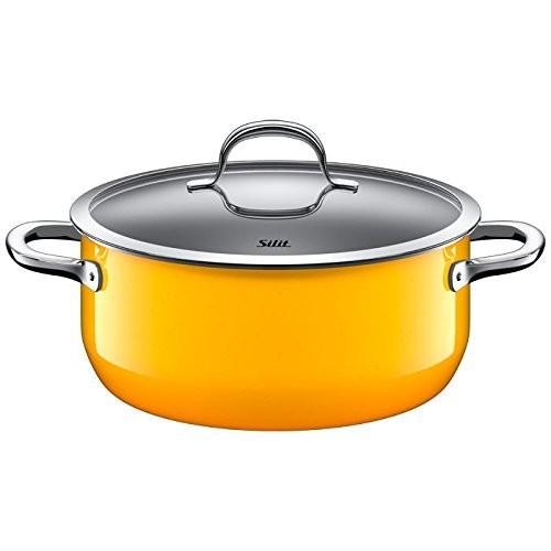 Ημίχυτρα Silit 20cm Passion Yellow home   σκευη μαγειρικης   κατσαρόλες χύτρες