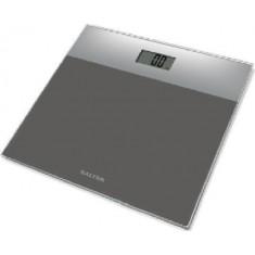 Ζυγαριά Μπάνιου Glass Silver 180kg Salter