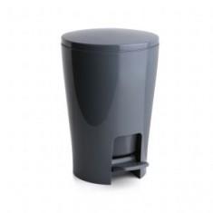 Πεντάλ 5lit Diabolo Πλαστικό Στρογγυλό Ανθρακί