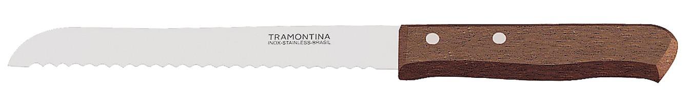 Μαχαίρι ψωμιού Tramontina Με Ξύλινη Λαβή Polywood home   εργαλεια κουζινας   μαχαίρια