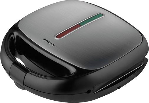 Τοστιέρα 800Watt Pyramis Bi600 home   σκευη μαγειρικης   τοστιέρες   βαφλιέρες   κρεπιέρες   τοστιέρες