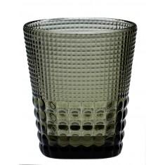 Ποτήρι Ουίσκι Pearls Grey Σετ 6τμχ