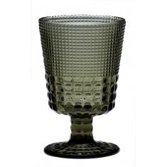 Ποτήρι Κρασιού Pearls Grey Σετ 6τμχ