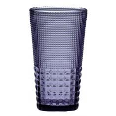 Ποτήρι Νερού - Αναψυκτικού Pearls Purple Σετ 6τμχ