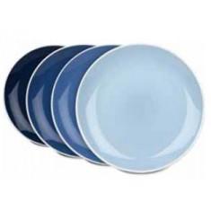 Πιάτο Φρούτου Ocean Blue Σετ 4τμχ. Elements