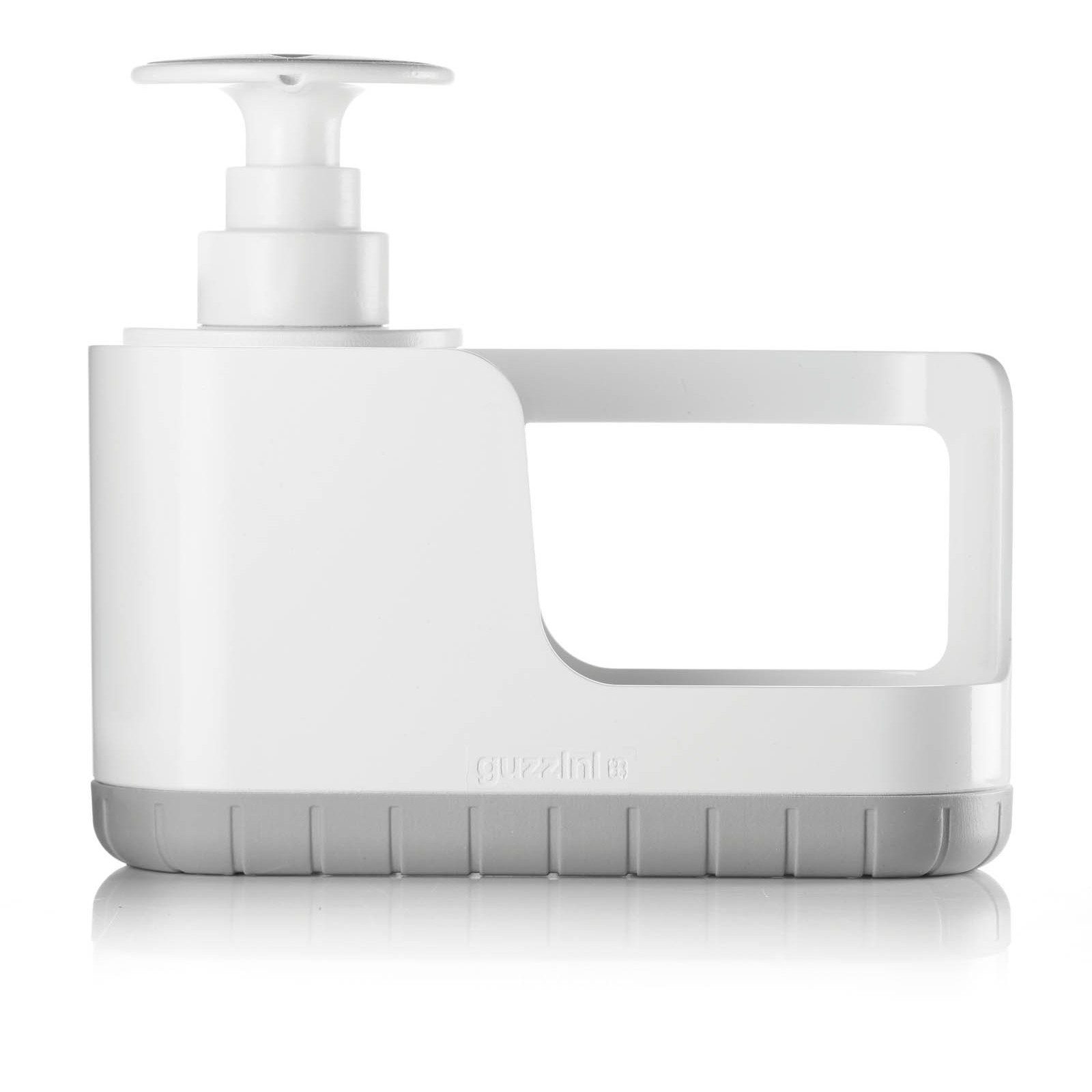 Dispencer Θήκη Για Υγρό Απορυπαντικό Πιάτων Γκρι Guzzini home   αξεσουαρ κουζινας   πιατοθήκες   στεγνωτήρες