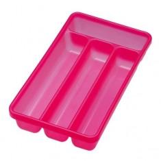 Κουταλοθήκη Πλαστική 4 Θέσεων Για Το Συρτάρι Cosmoplast