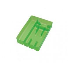 Κουταλοθήκη Πλαστική 6 Θέσεων Για Το Συρτάρι Cosmoplast