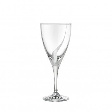 Ποτήρι Νερού Σετ 6 Τμχ Κρυστάλλινο Drop 680 365ml home   ειδη σερβιρισματος   ποτήρια   kρυστάλλινα