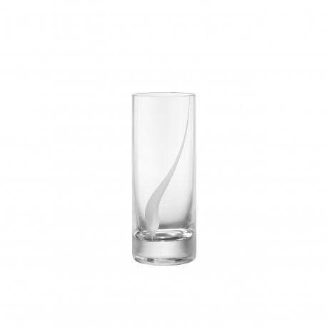 Ποτήρι Σωλήνας Σετ 6 Τμχ Κρυστάλλινο Drop 345ml home   ειδη σερβιρισματος   ποτήρια   kρυστάλλινα