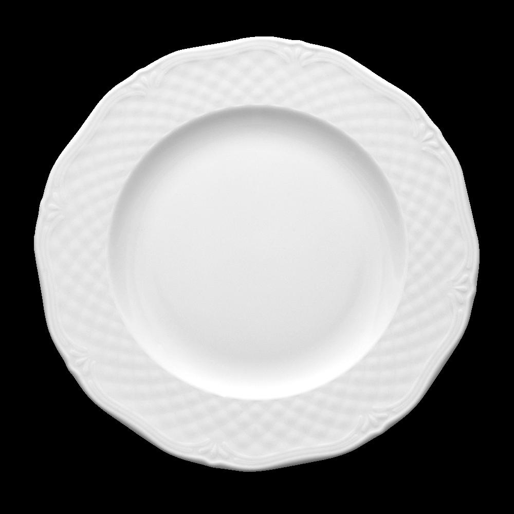 Πιάτο Ρηχό Πορσελάνης Arianna 27cm Hausmann home   ειδη σερβιρισματος   πιάτα