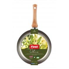 Τηγάνι Βαθύ Olive Fest 28cm