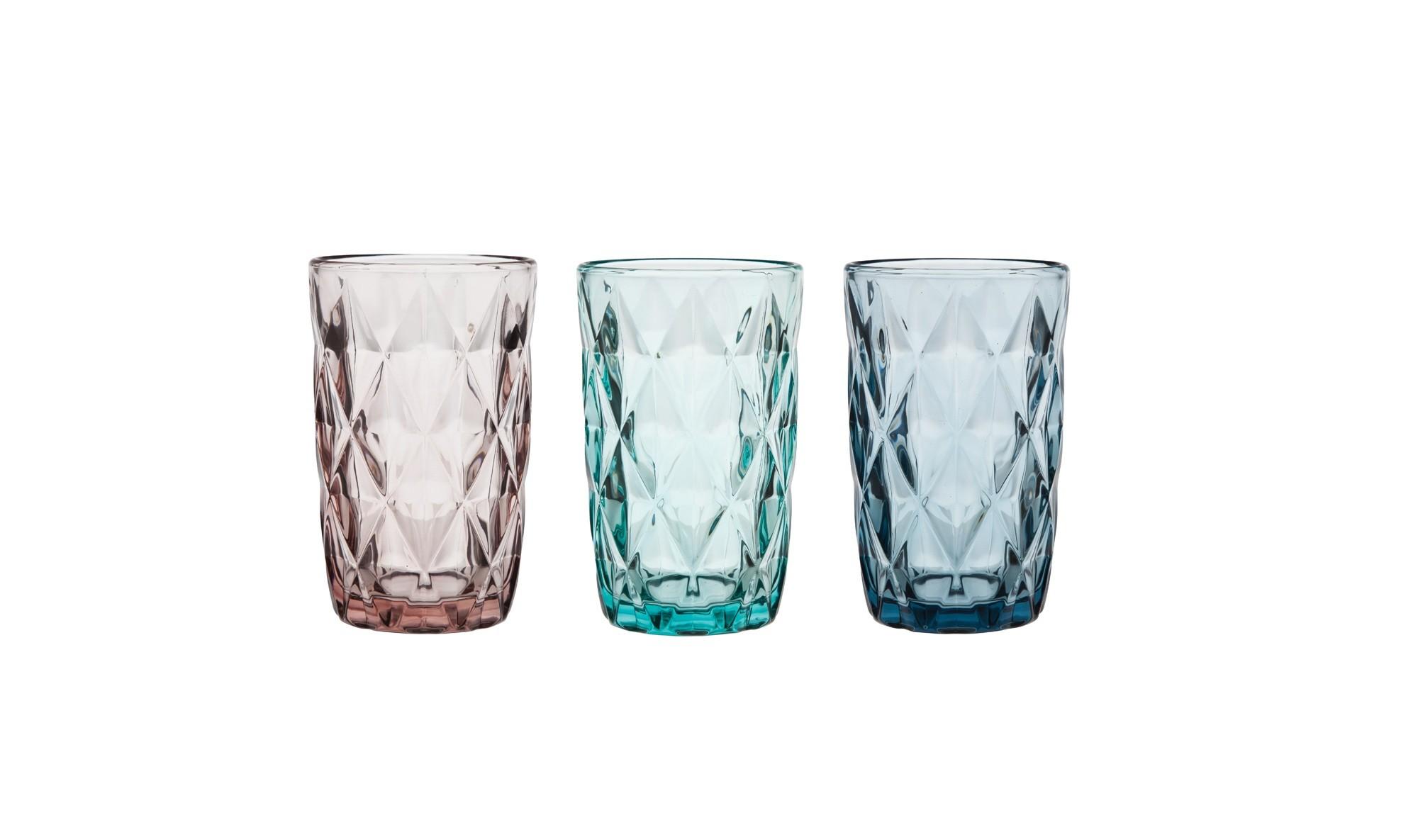 Ποτήρι Νερού - Αναψυκτικού Σετ 6τμχ. Diamond home   ειδη σερβιρισματος   ποτήρια   νερού   αναψυκτικού