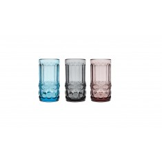 Ποτήρι Νερού - Αναψυκτικού Σετ 6τμχ. Zuma