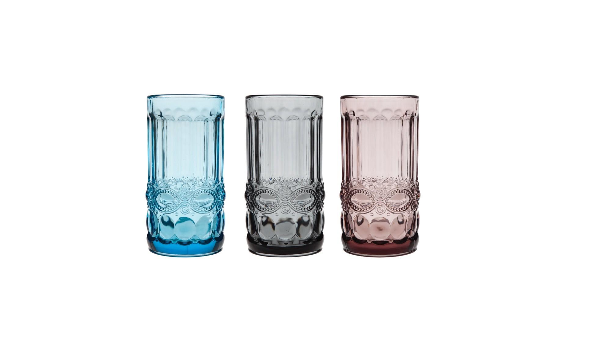 Ποτήρι Νερού - Αναψυκτικού Σετ 6τμχ. Zuma home   ειδη σερβιρισματος   ποτήρια   νερού   αναψυκτικού
