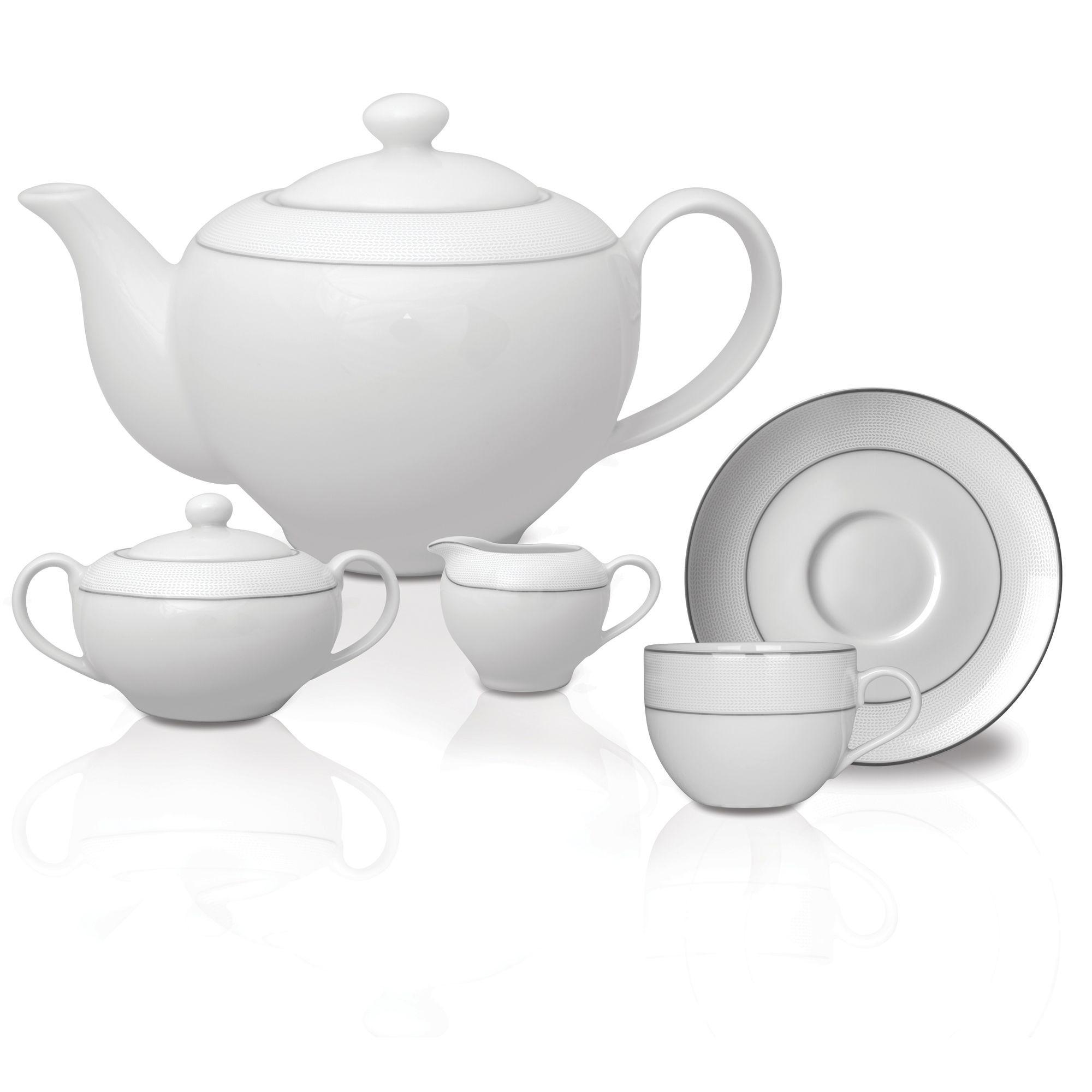 Σετ Τσαγιου Oreile 9τμχ. ionia home   ειδη cafe τσαϊ   κούπες   φλυτζάνια