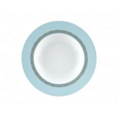 Πιάτο Βαθύ Σετ 6Τμχ Μήλος 22,5cm Ionia