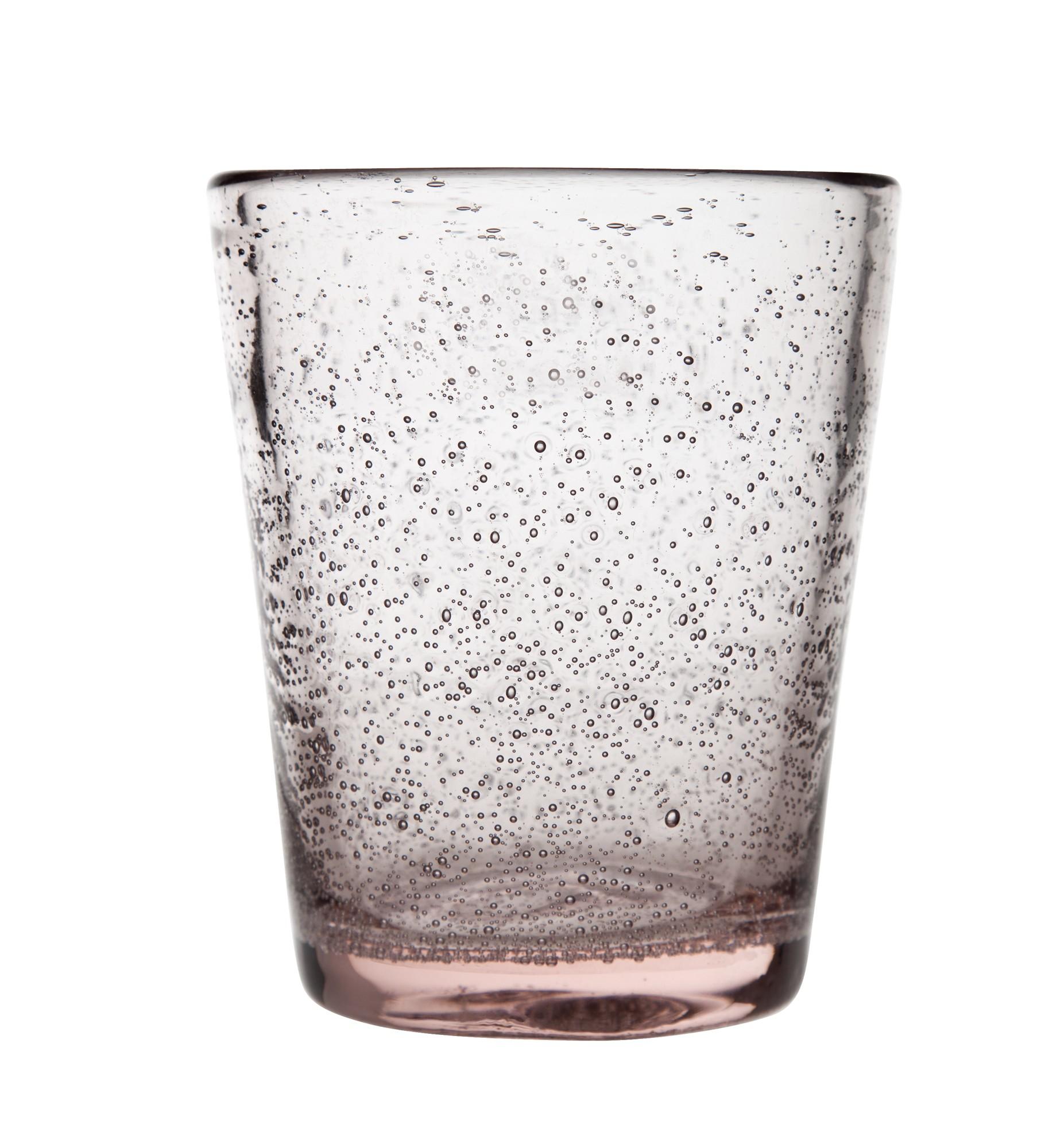Ποτήρι Ουίσκι Anise Pink Σετ 6Τμχ 250ml Ionia home   ειδη σερβιρισματος   ποτήρια   ουίσκι