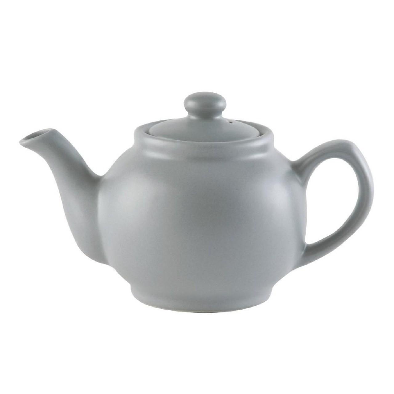 Τσαγιέρα Mat Grey 1100ml Price & Kensington home   ειδη cafe τσαϊ   τσαγιέρες
