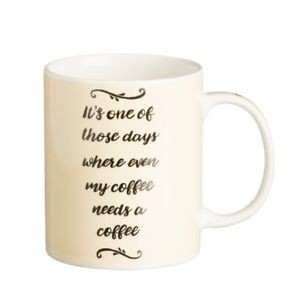 Κούπα One Of Those Days Price & Kensington home   ειδη cafe τσαϊ   κούπες   φλυτζάνια