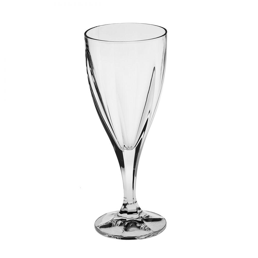 Ποτήρι Κρασιού Κρυστάλλινο Bohemia 170ml Σετ 6 Τμχ Victoria home   ειδη σερβιρισματος   ποτήρια   kρυστάλλινα
