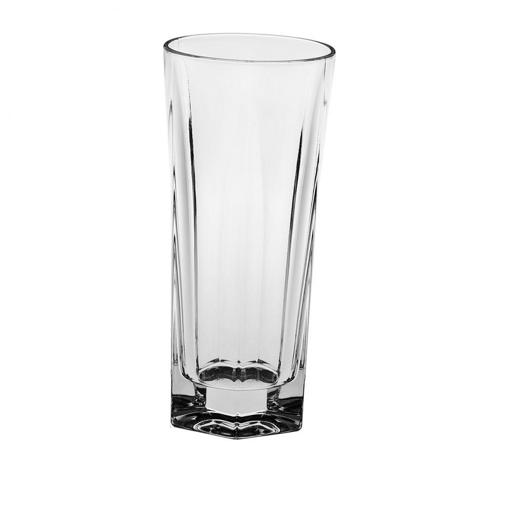 Ποτήρι Σωλήνας Κρυστάλλινο Bohemia 350ml Σετ 6 Τμχ Victoria home   ειδη σερβιρισματος   ποτήρια   kρυστάλλινα