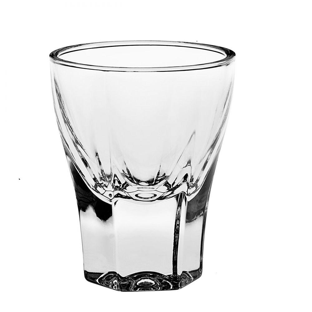 Ποτήρι Σφηνάκι Viictoria Σετ 6Τμχ Κρυστάλλινο 45ml Bohemia home   ειδη σερβιρισματος   ποτήρια   kρυστάλλινα