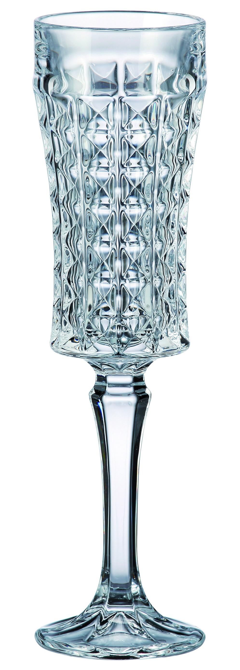 Ποτήρι Κοκτέιλ Κρυστάλλινο Diamond 120ml Bohemia home   ειδη σερβιρισματος   ποτήρια   cocktail   ειδικά ποτήρια