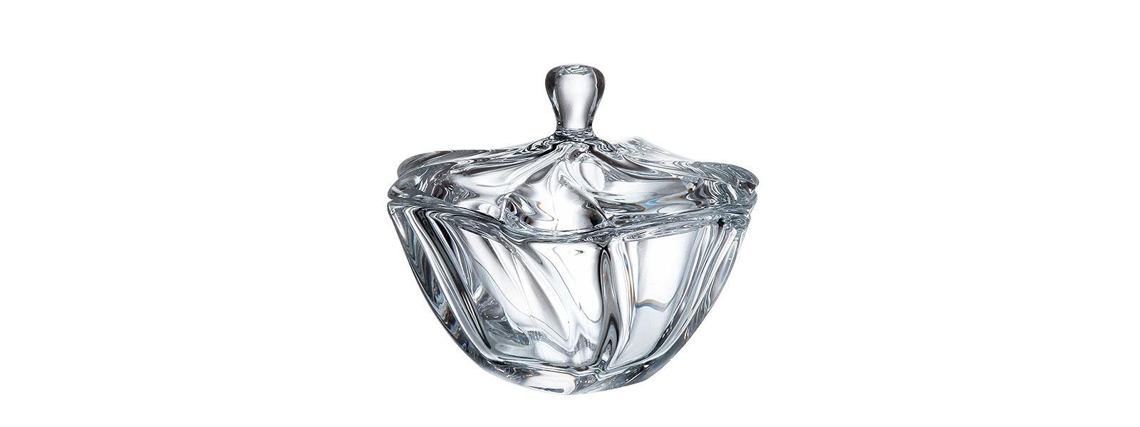Φοντανιέρα Neptune Bohemia Κρυστάλλινη 13cm home   κρυσταλλα  διακοσμηση   κρύσταλλα