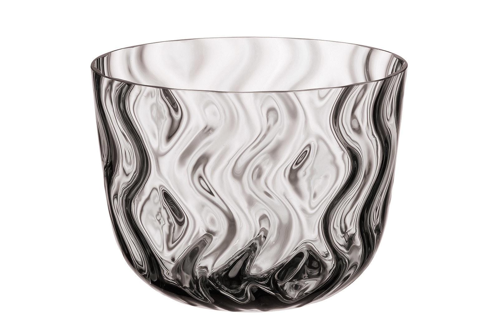 Κουπ Optic Rhythm Black Bohemia Κρυστάλλινο 18m home   κρυσταλλα  διακοσμηση   κρύσταλλα