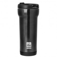 Θερμός Ποτήρι Eco Life Ανοξείδωτο Mug Grey 480ml