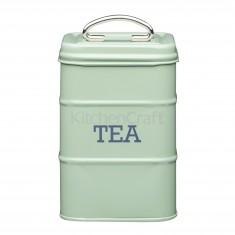 Δοχείο Για Τσάι Living Nostalgia Sage Green By Kitchencraft