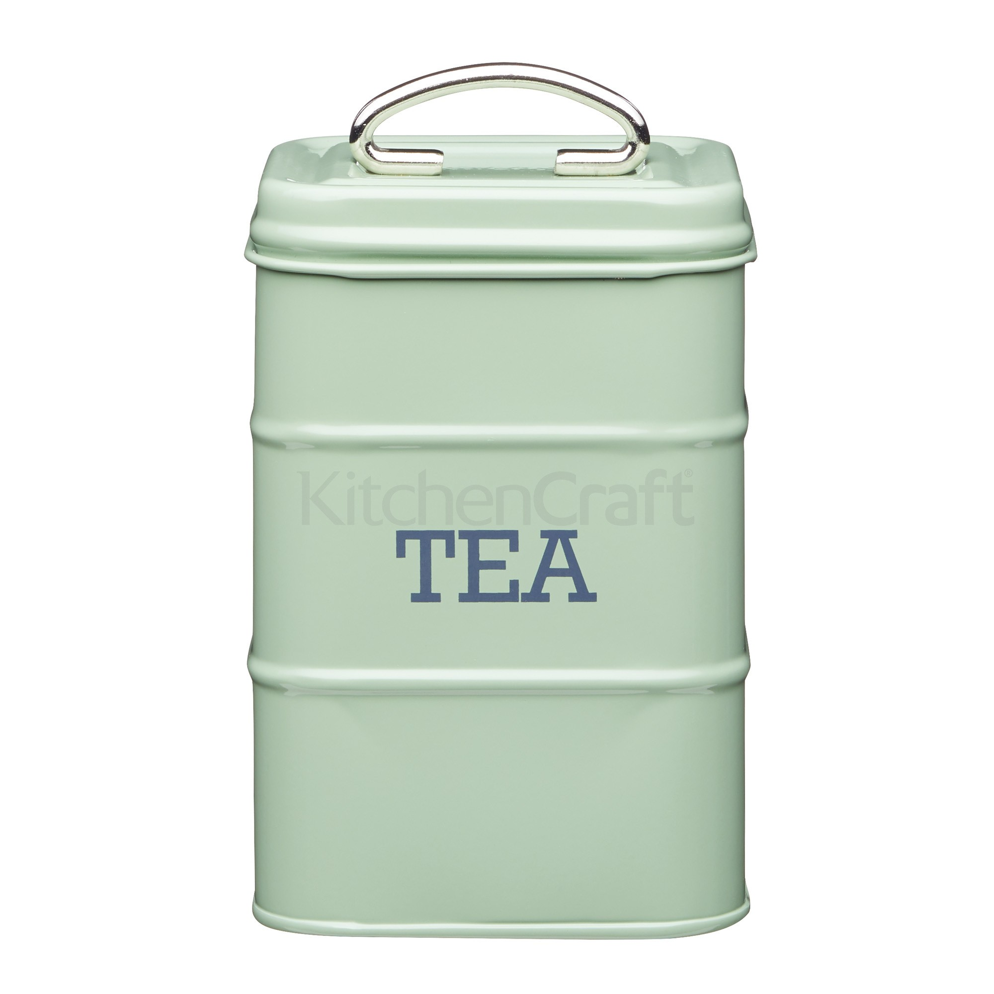 Δοχείο Για Τσάι Living Nostalgia Sage Green By Kitchencraft home   ειδη cafe τσαϊ   δοχεία καφε   ζάχαρης