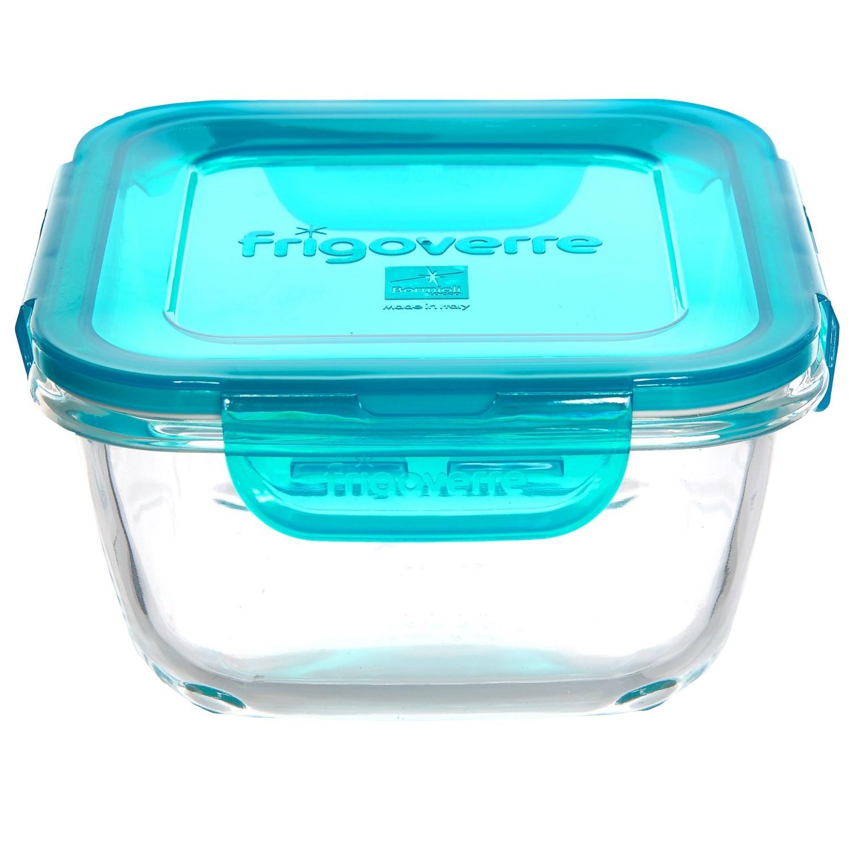 Δοχείο Τροφίμων Frigoverre Evolution Τετράγωνο 1400ml Bormioli home   αξεσουαρ κουζινας   δοχεία τροφίμων   βάζα αποθήκευσης